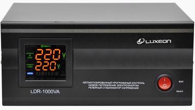Luxeon LDR-1000 - стабілізатор для комп'ютера, фото 2