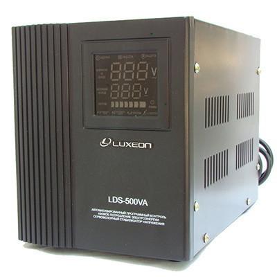 Luxeon LDS-500 SERVO стабілізатор для котла сервоприводного типу