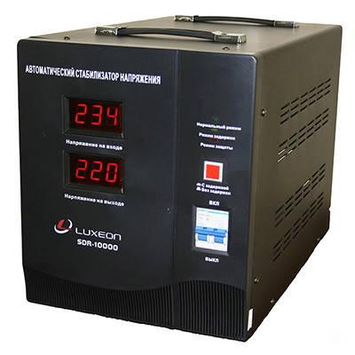 Luxeon SDR-15000 - стабілізатор на 15 кВт, фото 2