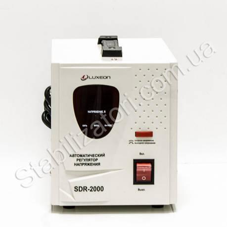 Luxeon SDR-2000 - стабилизатор для холодильника, фото 2