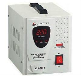 Luxeon SDR-3000 - стабілізатор для пральної машини, мікрохвильові печі