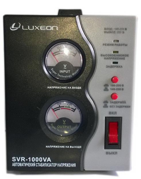 Luxeon SVR-1000  - стабилизатор для компьютера