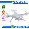 Квадрокоптер с камерой LidiRC L15 W /FW WiFi FPV аналог Syma X5SW