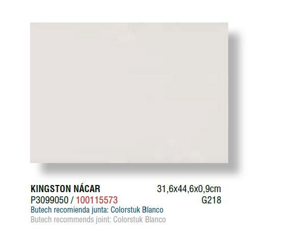 Керамическая плитка Porcelanosa KINGSTON NÁCAR 31,6х 44,6