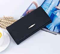 Модный кошелек для женщин черный