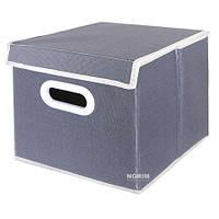 Ящик для хранения вещей 25*25*25 см (15788)