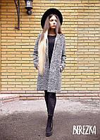 Молодежное красивое пальто