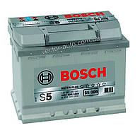Аккумулятор BOSCH S5 006, 63Ah-12v, L+, EN610