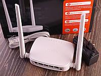 Wi-Fi роутер Tenda N301 Беспроводной маршрутизатор на 300mbps