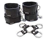 Набор для фиксации рук и ног Sportsheets Hog Tie & Cuff Set