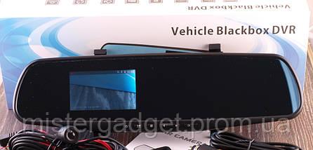 """Зеркало заднего вида L6000 Vehicle Blackbox 3,5"""", фото 2"""