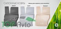 Unidec Резиновые коврики Iveco Daily 2006-2011- БЕЖЕВЫЕ
