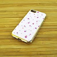 Чехол iPhone 7 SHENCO-GOLD