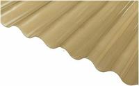 Лист Salux WHR бронзовый волна 1.8х0.9 м