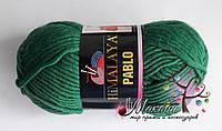 Пряжа Пабло Pablo Himalaya, № 123-20, зеленый