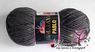 Пряжа Пабло Pablo Himalaya, № 123-32, т. серый