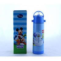 Термос детский питьевой Мультик