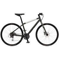 "Велосипед Giant Seek 3 серебристо-серый 28"", рама S/40см"