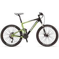 """Велосипед Giant Anthem X2 зеленый/черный 26"""", рама M/18"""""""