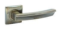 "Ручка дверная ""S.A.P. Design"" 527 Сuadro бронза"