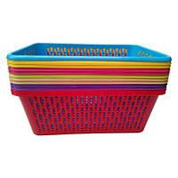 Пластиковая корзинка для мелочей