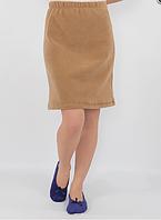 Теплая и уютная юбка