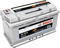 Аккумулятор BOSCH S5 013, 100Ah-12v, R+, EN830