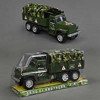 Машина военная 8804 (96/2) инерция, в слюде(и7)