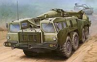 1:35 Сборная модель ракетного комплекса 9К72 'Эльбрус', Trumpeter 01019
