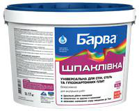 Барва Шпаклевка Страт+финиш SP-17 1.5кг