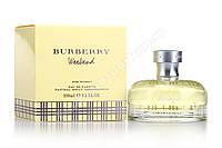 Женский парфюм Burberry Weekend (солнечный аромат соткан из искрящихся цитрусовых и свежей зелени)
