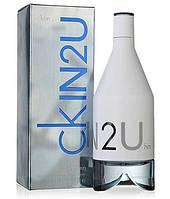 Мужская туалетная вода Calvin Klein CKIN2U for Him (динамичный фужерный аромат)