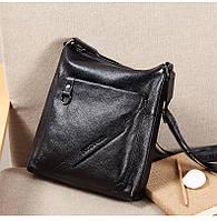 Мужская кожаная сумка. Модель 63176, фото 4
