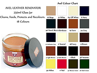 Крем для кожаной мебели Avel Crema Renovadora Cueros Lisos 250ml 31 СЕРЫЙ АНТРАЦИТ