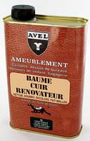 Бальзам - краситель Avel Baume Cuir Renovateur 500ml 01 ЧЕРНЫЙ