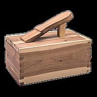 Кедровый Ящик Для Обувной Косметики Saphir