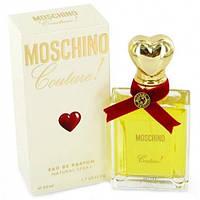 Женская парфюмированная вода Couture! Moschino (благородный, теплый, уютный аромат)