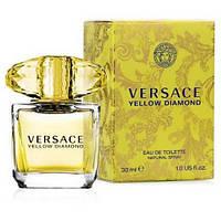 Женская туалетная вода  Versace Yellow Diamond (нежный, цветочный, роскошный аромат)