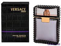 Мужская туалетная вода Versace Man (глубокий, темпераментный, чувственный аромат)