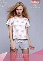 Пижама женская с шортами  Sensis Lara