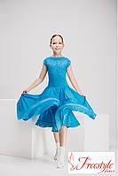 Рейтинговое платье для бальных танцев (бейсик) 840 р. 38 - р. 42