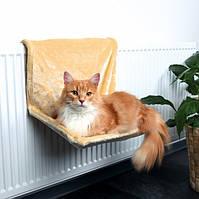 Лежак на батарею для кошки Trixie 48 × 26 × 30 см
