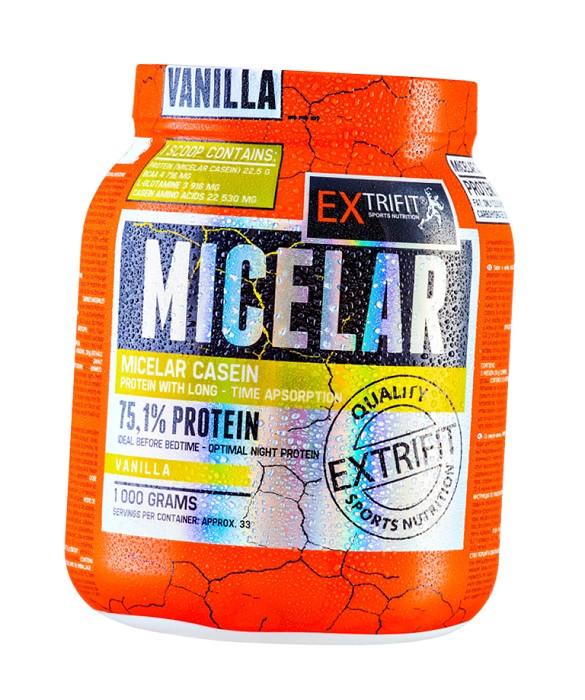 Протеины Казеиновый Extrifit Micelar Casein 1000g