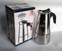 Гейзерная кофеварка Peterhof PH 12527-6