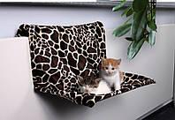 Лежак на батарею для кошки Trixie 58 × 30 × 38 см