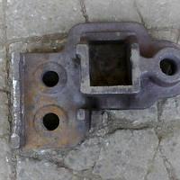 Кронштейн плуга передний ПНП 04.331 (ПТУ 331А)
