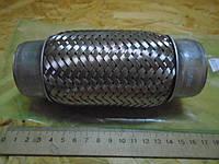Гофра металлическая выпускной системы Сенс, Lacetti 3-х слойная 45Х150