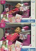 Кукла парикмахер Pretty hair Baby RT05078