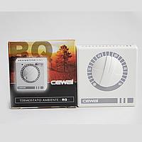 Термостат комнатный механический CEWAL RQ01 (ЦЕВАЛ)