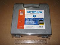 Аптечка сертифицированная автомобильная евростандарт  (DK- TY003) <ДК>